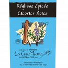 La CourTisane Herbal Tea Licorice Spice 20 tea bags