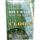 Discover Flora, Holy Basil Tulsi Tea, Caffeine-Free, 16 Tea Bags, 0.96 oz (27.2 g)