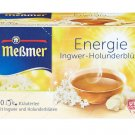 Messmer Energy Herbal Tea 20 tea bags