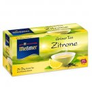 Messmer Green Tea - Lemon Herbal Tea 25 tea bags