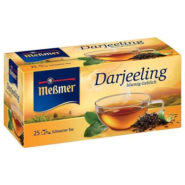 Messmer Darjeeling Herbal Tea 25 tea bags
