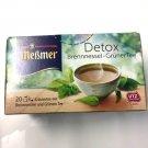 Messmer Detox Herbal Tea 20 tea bags