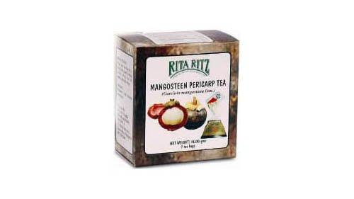 Rita Ritz Fruit Tea Mangosteen Pericarp Herbal Tea