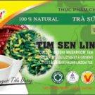 HUNG PHAT LOTUS - REISHI MUSHROOM Herbal Tea