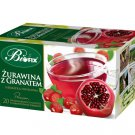 BIFIX Bi Fix Cranberry with Pomegranate Fruit Premium Tea