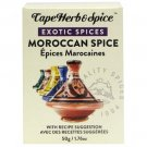 Cape Herb & Spice Exotic Spices Moroccan Spice 50g