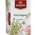 Sultan 1936 Pure Oregano Bags Herbal Tea 20 Count