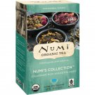 Numi Tea, Organic Tea, Numi's Collection, 16 Non-GMO Tea Bags, 1.26 oz 34.7 g
