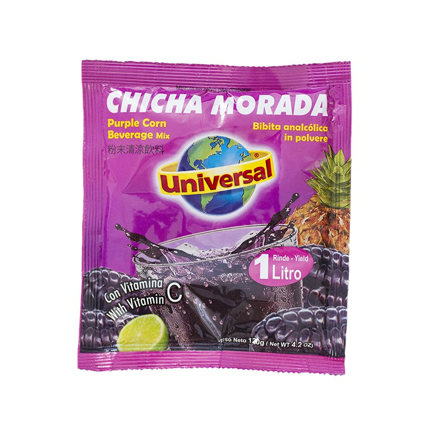 Chicha morada Purple Corn Drink Universal 120g (4.2oz)