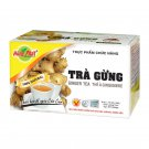 HUNG PHAT GINGER TEA TRA GUNG Herbal Tea 25 tea bags