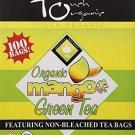 Discover Organic Mango Green Tea Cube - 100 bags Touch Organic