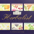 Ahmad Tea Herbalist Selection of 6 Fruit & Herbal Infusions - 60 Teabags ONLY 2 LEFT