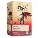 Pure Red Rooibos Premium Herbal Tea Certified Organic Fair trade - 18 tea bags