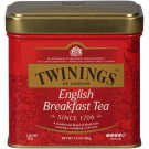 Twinings, Classics, English Breakfast Loose Tea, 3.5 oz (100 g)