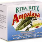 Rita Ritz Fruit Tea Ampalaya Herbal Tea  Bittermelon and Bitter Gourd Tea