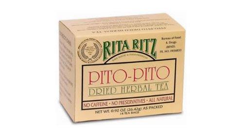 Rita Ritz Fruit Tea Pito Pito Herbal Tea Popular blend of the Philippines