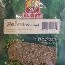 Poleo El Rey - Pennyroyal Dehydrated Herb - Hierbas Deshidratada Colombian food 15 g 0.52 oz