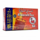 Alwazah Tea Earl Grey 110 Tea Bags NOW WITH 10% EXTRA FREE