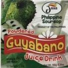 Juan Guyabana Guyabano Powder 12 Sachets x 15g (180g)