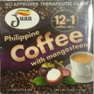 Juan Philippine Coffee With Mangosteen 216g
