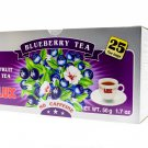 LUX Brand Herbal Tea Blueberry Tea
