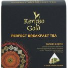 Herbal Tea from Rwanda & Kenya, 15 un Perfect Breakfast, Kericho Gold