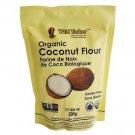 Wild Tusker Organic Coconut Flour 500g (17.64 oz) Pack of 3
