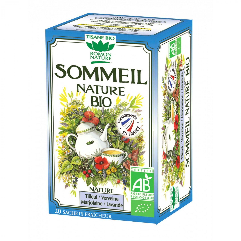 Romon Nature Tisane Sleep Sommeil Herbal tea 20 sachets