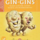 The Ginger People - Gin Gins - Ginger Hard Candy - 84 G