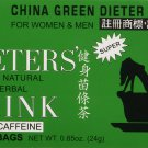 Legends of China, Weight Loss Dieter's 100% Natural Herbal Drink, No Caffeine, 12 units
