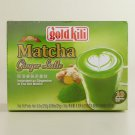 Gold Kili Instant Matcha Ginger Latte, 8.8 Ounce