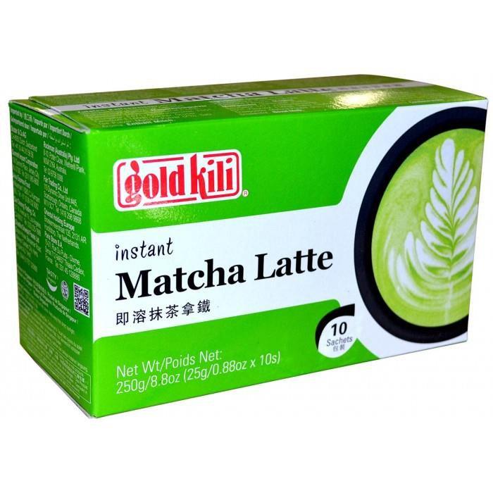 Gold Kili Instant Matcha Latte 250g