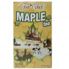 Canadian Four o' clock Maple Tea - 20 tea bags Canada Souvenir Gift