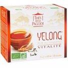 Thes De La Pagode Yelong Vitality Tea 75g 30 tea bags