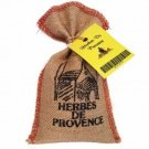 Provence Herbs in Jute Bag 50g Herbes de Provence Decorative Gift