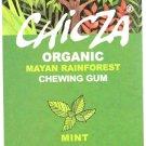 Organic Mayan Gum Mint Chicza Organic Chewing Gum 30g
