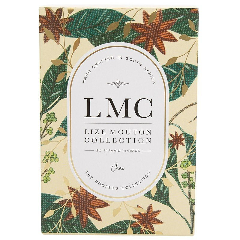 Premium LMC Chai Tea 20 tea bags FEW UNITS LEFT