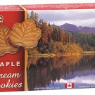 Canada True Premium Maple Cream Cookie with 100% Pure Maple Syrup - Product of Canada