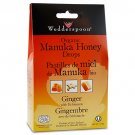 Ginger Organic Manuka Honey Drops - Ginger
