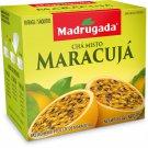 Madrugada Passion Fruit Herbal Tea · Cha Misto Maracuja benefits · Portuguese Brasil food