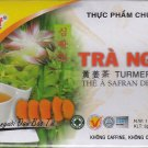 HUNG PHAT TURMERIC TEA Tra Nghe Herbal Tea 25 tea bags
