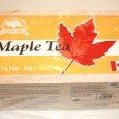 Canada True Maple Tea 25 tea bags 50 g 1.75 oz Wooden Box Souvenir Gift