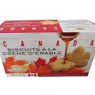 Canada True Maple Cream Cookies 100gr Made with Pure Canadian Maple Syrup