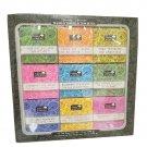 Specialty Tea Selection Happy Elephant Gift Box 72 tea bags - 9 flavors New Gift Idea