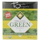 Touch Organic - Organic Green Tea Cube - 100 bags