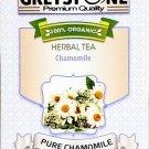 Greystone Chamomile Tea Herbal Tea Organic Kosher non gmo caffeine free