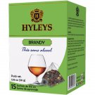Brandy flavored Tea + Hyleys Tea Mocktails Brandy