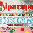 Sipacupa Ital Jamaican Moringa Leaf Herbal Tea 24 tea bags