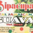 Sipacupa Ital Jamaican Guava Leaf Herbal Tea 24 tea bags
