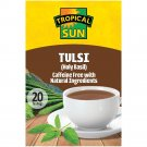 Tropical Sun Tulsi Tea with natural ingredients + Holy Basil Tea